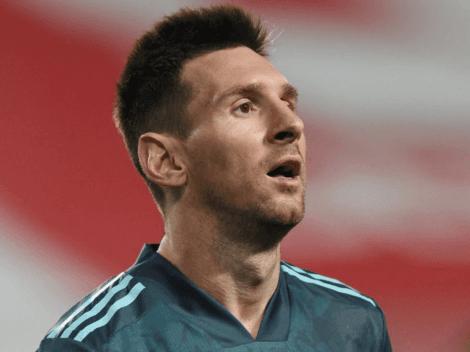 Ganamos esta: Lionel Messi y el dato que lo perjudica cuando se enfrenta a la Selección Peruana