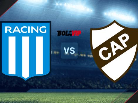 Racing vs. Platense por la fecha 16 de la Liga Profesional: hora y canal de TV para VER EN DIRECTO