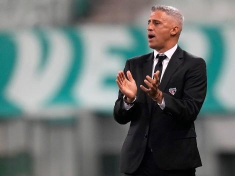 São Paulo pode contratar ex-jogador querido pela torcida