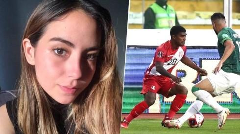 Nair Aliaga es periodista y conductora en Gol Perú.