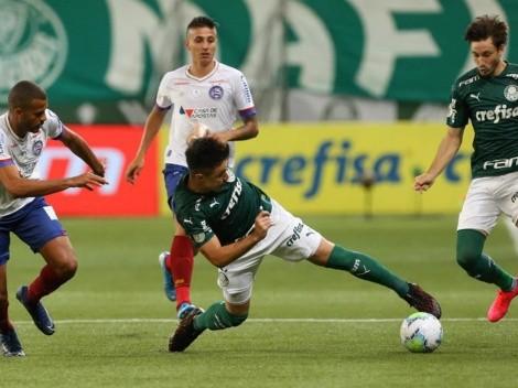 Campeonato Brasileiro: Bahia x Palmeiras, prognósticos do jogo onde o time paulista tenta retomar o caminho das vitórias