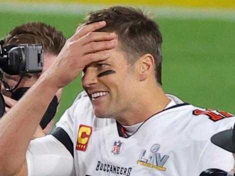 La única forma que Tom Brady no gane un octavo Super Bowl
