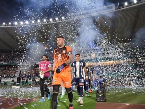 Talleres ganó en Córdoba y sigue pisándole los talones a River