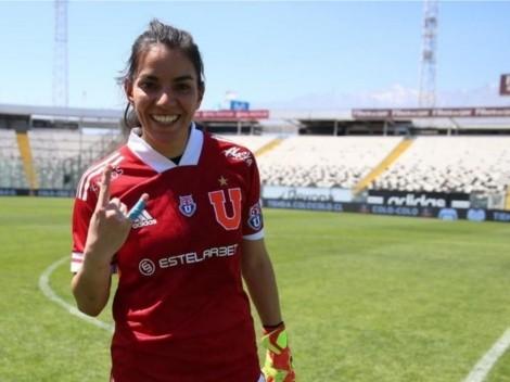 Natalia Campos dedica triunfo de la U a los hinchas y al plantel masculino