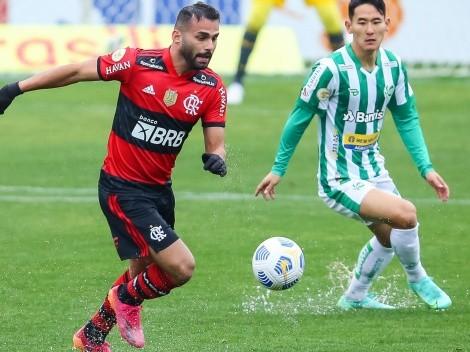 Flamengo sai atrás no retrospecto com o Juventude; Confira o Raio X da partida