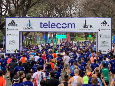 Buenos Aires volvió a vibrar con el running