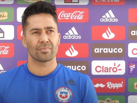 Jiménez confía en lo que hará Chile ante Venezuela
