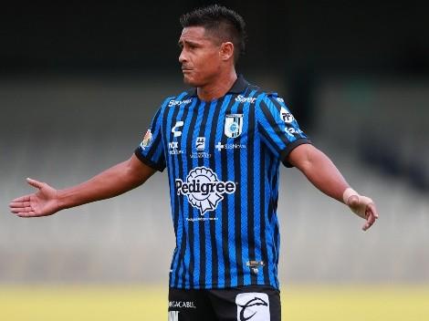 ¡Mucha fuerza, Osvaldito! Querétaro anunció la baja de Osvaldo Martínez