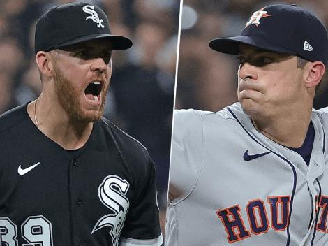 EN VIVO: Chicago White Sox (1-2) vs. Houston Astros (2-1)   Juego 4   Pronóstico, horario, canal de TV y streaming para ver ONLINE los Playoffs de la MLB 2021   Serie Divisional