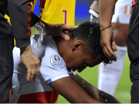 Culpan a la 'FECHA FIFA': Celta de Vigo informó la gravedad de la lesión de Renato Tapia
