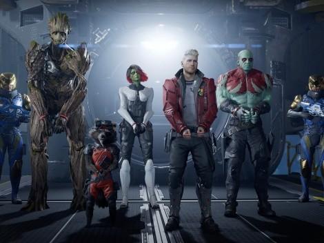 Marvel's Guardians of the Galaxy confirma un nuevo personaje con su tráiler de lanzamiento