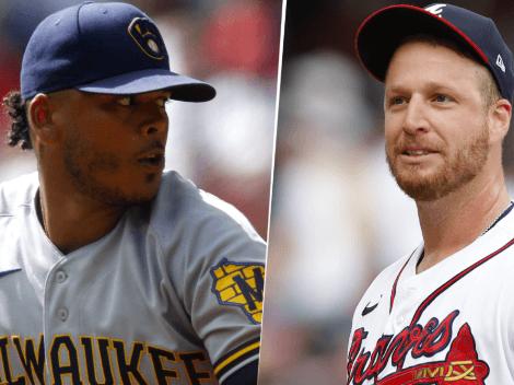EN VIVO: Atlanta Braves (2-1) vs Milwaukee Brewers (1-1) | Pronóstico, horario, streaming y canal de TV para ver ONLINE el Juego 4 de la Serie Divisional de los Playoffs | MLB 2021