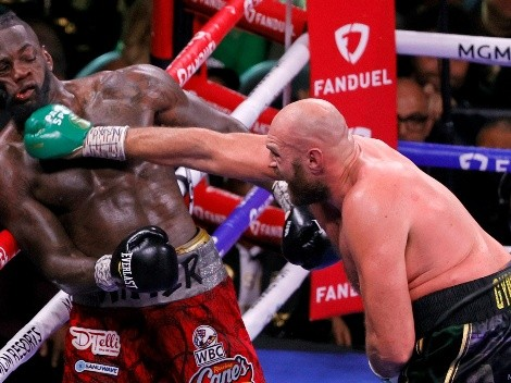 Para Mike Tyson, la trilogía entre Fury y Wilder está entre las mejores peleas de la historia