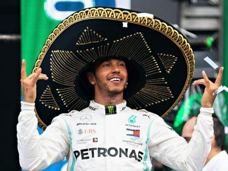 Red Bull denuncia a Hamilton por intentar despistar a Checo Pérez