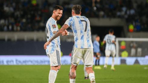 Olvidan de nuestra Selección Peruana: Argentina se mentaliza para el Mundial