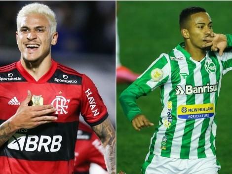 Flamengo x Juventude: saiba onde assistir ao vivo à partida do Campeonato Brasileiro