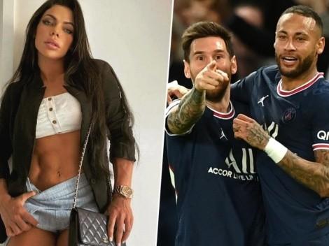 """Suzy Cortez, contra Neymar y su amistad con Messi: """"Es tóxico"""""""
