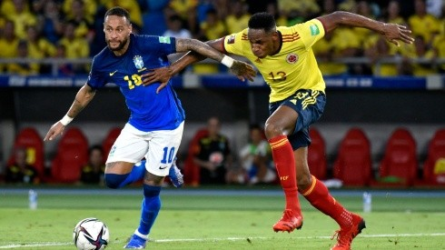 Neymar Jr. of Brazil