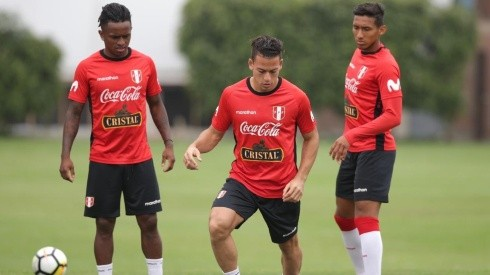 Cristian Benavente solía ser convocado por Ricardo Gareca.
