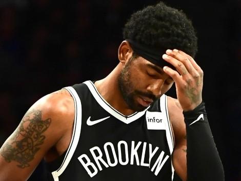 Gerente general de los Brooklyn Nets le mandó un claro mensaje a Kyrie Irving