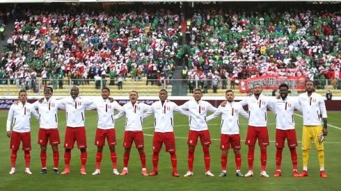 Selección Peruana perdió en La Paz por un gol faltando 10 minutos.
