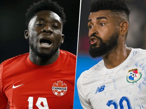 EN VIVO: Canadá vs. Panamá por las Eliminatorias Concacaf