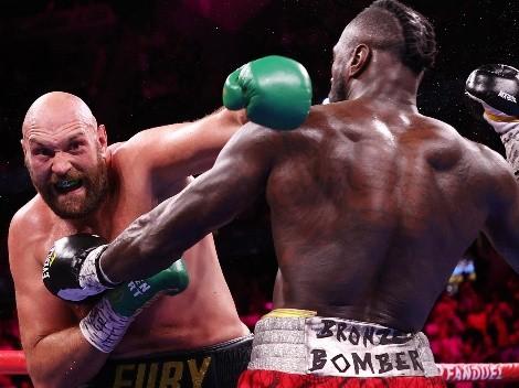 Un peleador de Eddy Reynoso pidió a Tyson Fury