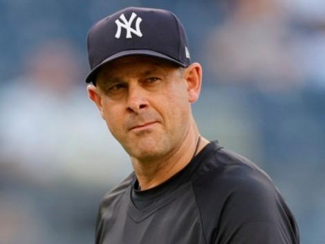 ¿Sigue Aaron Boone? New York Yankees evalúan la continuidad de su manager