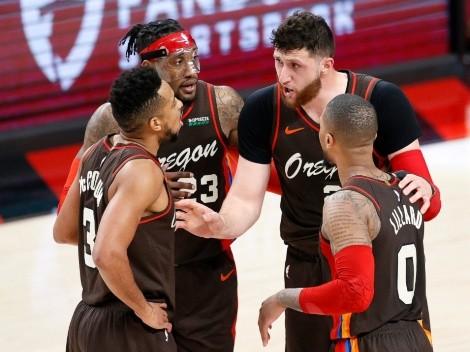 Damian Lillard como eje principal: El quinteto ideal de Portland Trail Blazers para la próxima temporada de la NBA