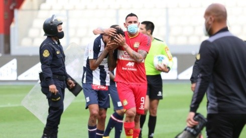 Alianza Lima perdió contra Sport Huancayo aquel 28 de noviembre.