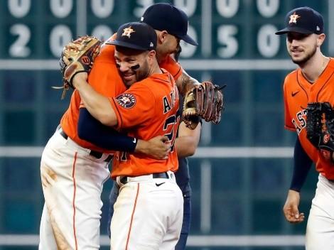 Houston Astros hacen historia con su pase a la Serie de Campeonato