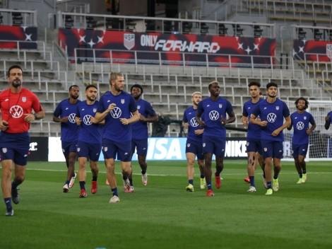 El 11 titular de Estados Unidos ante Costa Rica por Eliminatorias Concacaf