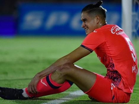 La nueva situación de Alexis Peña con Chivas como único dueño de su carta