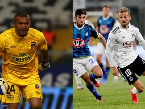 Renny Vega confía en que Santos será aporte en Colo Colo