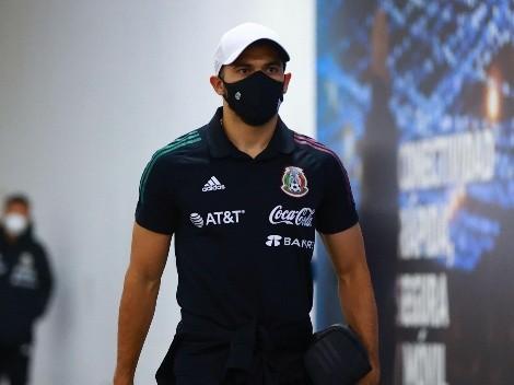 Amando Moreno, el exsocio de Henry Martín que juega en El Salvador