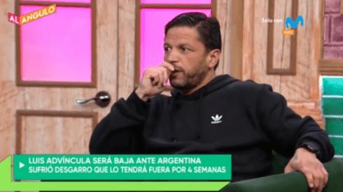 Pedro García habló del posible remplazante de Luis Advíncula para las eliminatorias.