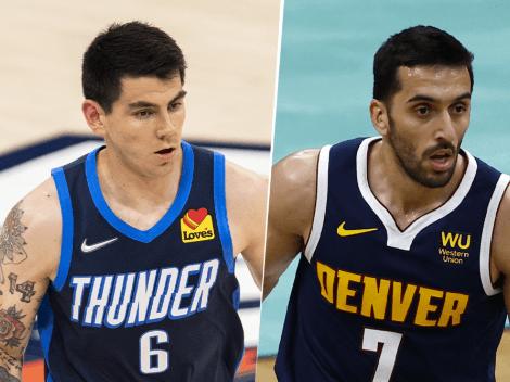 VER HOY   Oklahoma City Thunder vs. Denver Nuggets: Pronóstico, fecha, hora y canal de TV para ver EN VIVO ONLINE la Pretemporada de la NBA 2021