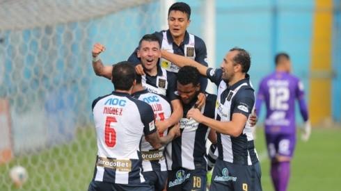 Alianza Lima está puntero en la fase 2 de la Liga 1 a un paso de clasificar a la final.