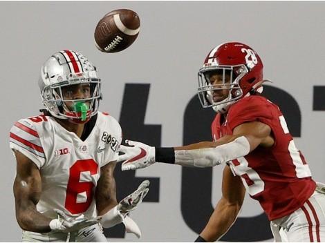 NCAA College Football 2021: Top 25 rankings