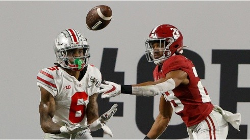 Ohio State & Alabama are two of the top-ranked NCAAF programs.