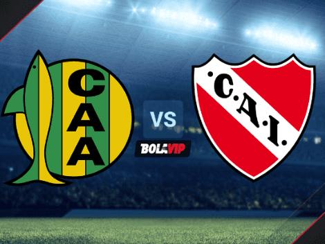 RESERVA | Aldosivi vs. Independiente EN VIVO por el Torneo de Reserva: hora, TV y streaming ONLINE