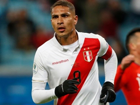 Why isn't Paolo Guerrero playing for Peru against Argentina?