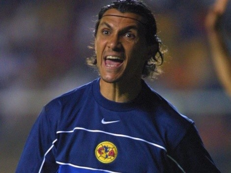 Adolfo Ríos recordó su campeonato con el América