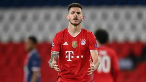 France international and Bayern Munich defender Lucas Hernandez was given a six-month prison sentence for breaking a restraining order in 2017.