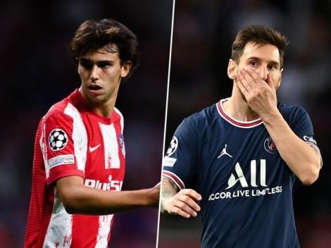 ¿Heredero de Messi? Joao Félix se pone a la altura de Mbappé y Haaland