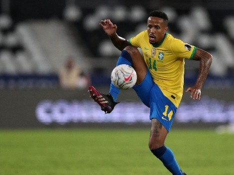 Zagueiro do Brasil tem lesão confirmada e está fora da partida contra o Uruguai