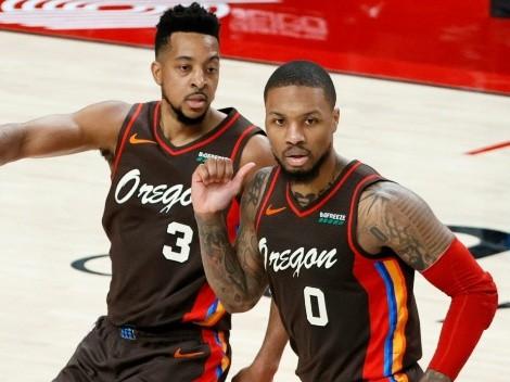 Damian Lillard por el paso extra que le hace falta: El equipo de Portland Trail Blazers para la temporada 2021-2022 de la NBA