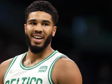 Jayson Tatum sabe lo que debe hacer para ayudar a Boston Celtics
