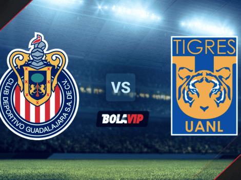 Qué canal transmite Chivas de Guadalajara vs. Tigres UANL por el Torneo Grita México A21 de la Liga MX Femenil