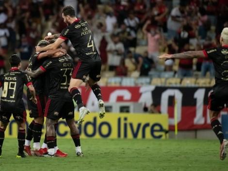Andreas Pereira se destaca, e Flamengo vence o Juventude por 3 a 1